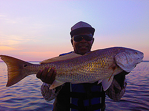 Mobile Bay Fishing Trips - Redfish