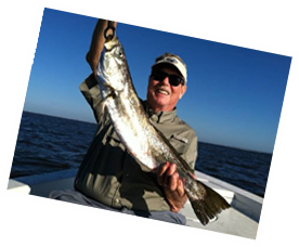 Slide 3 - Inshore Bay Charter Fishing
