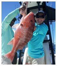 Destin Red Snapper