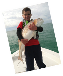 Slide 1 Inshore Redfish Catch