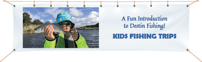 Kids Fishing Trips with IntraCoastal eXperience