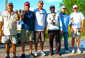 Capt LW Burroughs - Alabama Slam Fishing Tournament