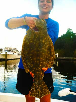 Welcome to IntraCoastal eXperience - Fish Flounder
