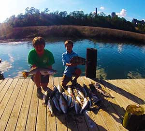 Welcome to IntraCoastal eXperience - Fish Speckled Trout