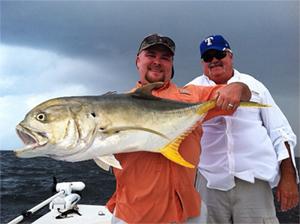 Destin Inshore Fishing - Jack Crevalle