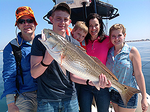 Pratt Family - Redfish