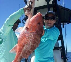 Destin Nearshore Fishing - Red Snapper