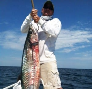 Destin Nearshore Fishing - King Mackeral