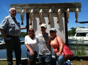 Red Fish Fishing