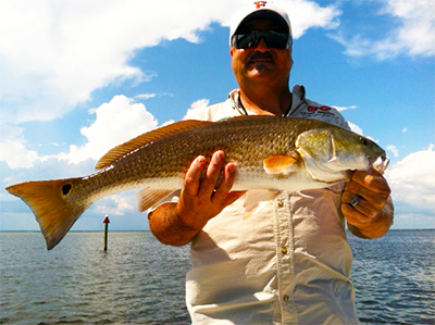 Destin inshore bay and flats fishing report with fishing tips for Inshore fishing destin fl