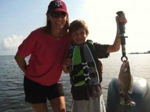 Destin Inshore Fishing Black Snapper