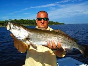 Destin Inshore Speckled Trout Fishing